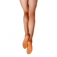 Capezio Professional Fishnet Seamless 3000 toffee